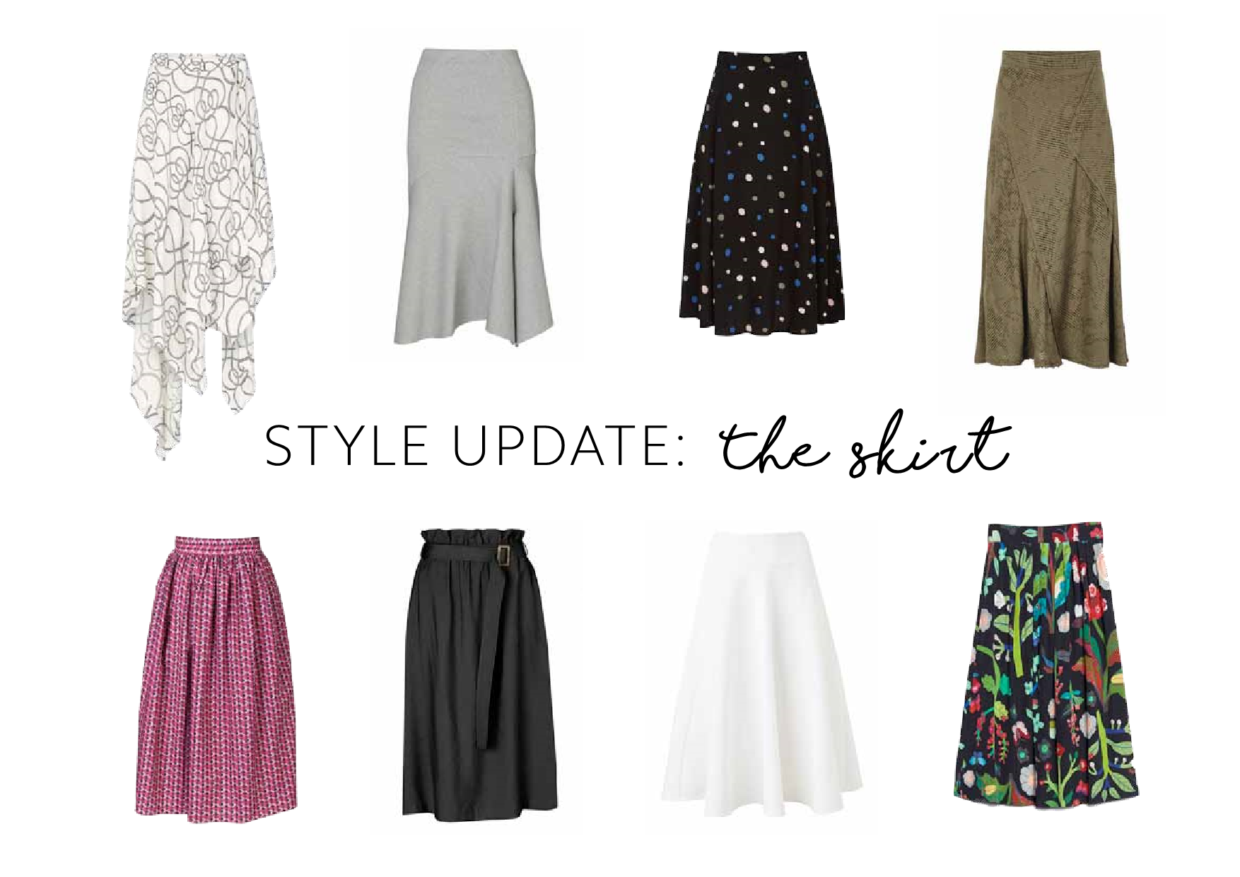 Style Update: The Skirt